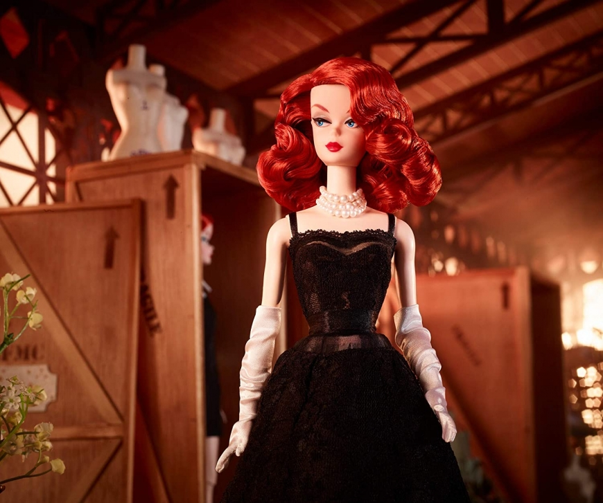 Barbie The Best Look Silkstone gift set