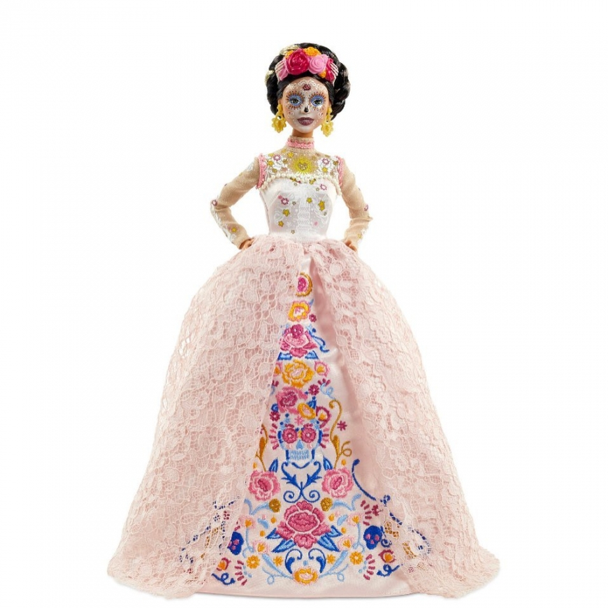 Barbie dia de muertos 2020 new doll