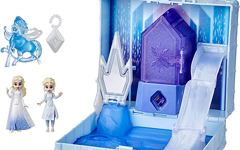 Frozen 2 Pop Adventures AHTOHALLAN Adventures with 2 Elsa dolls