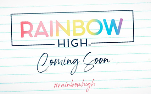 Rainbow High Animated Series Coming Soon!