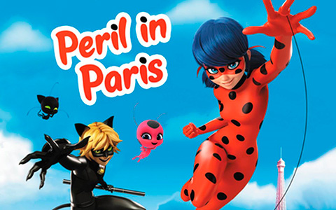 Miraculous: Peril in Paris - first new Miraculous Chapter Book
