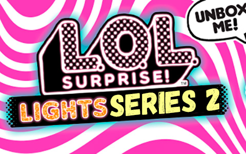 LOL Surprise Dance – second wave of neon light dolls