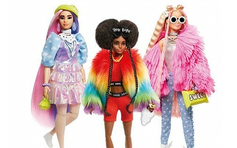 Barbie Extra new fashion dolls 2020 are available for preorder