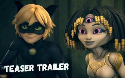 Miraculous Ladybug New York United Heroez teaser trailer. First images from new special!