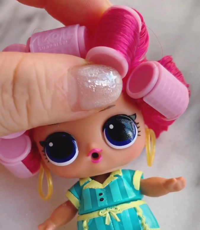 LOL Surprise Hairgoals series 2 – new LOL dolls with beautiful real hair