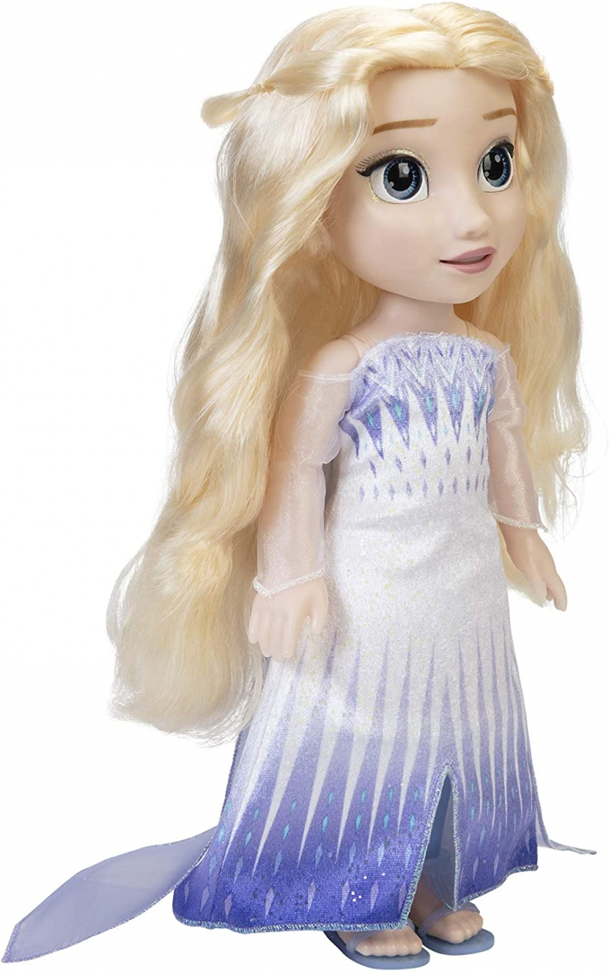 Frozen 2 Magic in Motion Elsa doll. Mouth and head moves while she sings