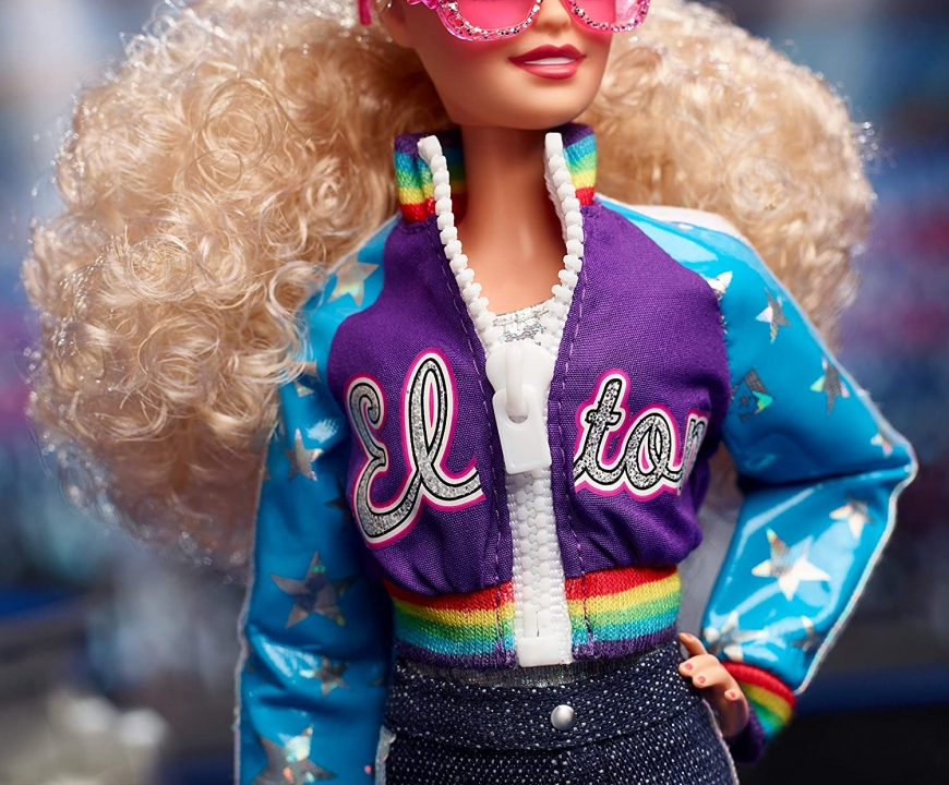 Barbie Signature Elton John doll