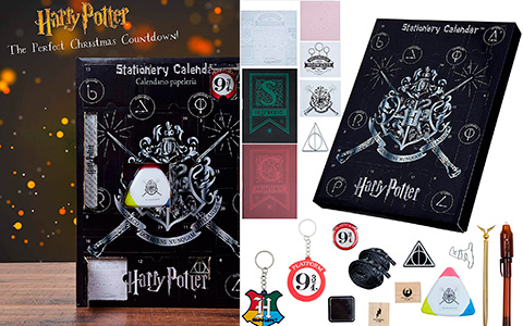 Harry Potter Stationery Advent Calendar 2020