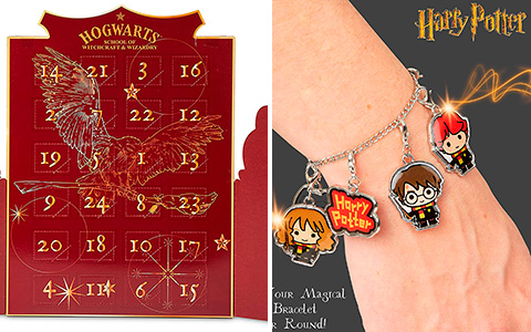 Harry Potter charms Advent Calendar 2020