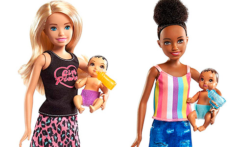 Barbie Skipper Babysitters Inc. dolls 2021