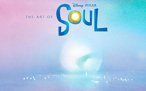 Art of Soul - official artbook for Disney Pixar Soul animated movie