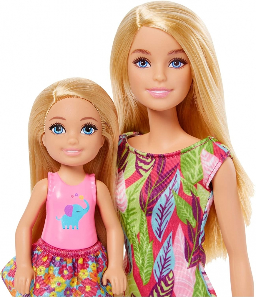 Barbie and Chelsea The Lost Birthday dolls