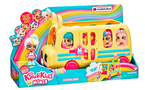 Kindi Kids Minis Vehicle sets