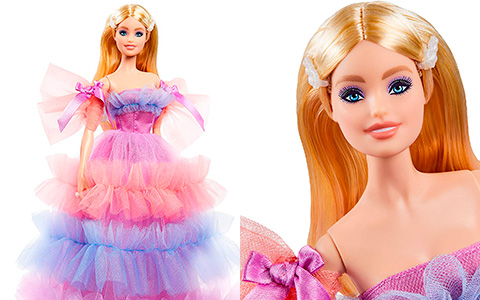 Barbie Birthday Wishes Doll 2021