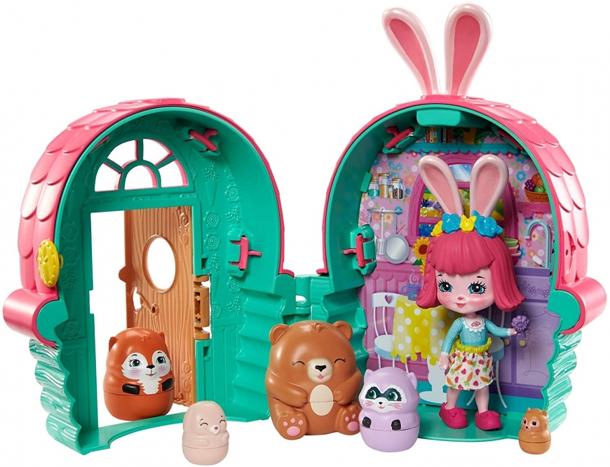 Enchantimals Bree Bunny Cabin