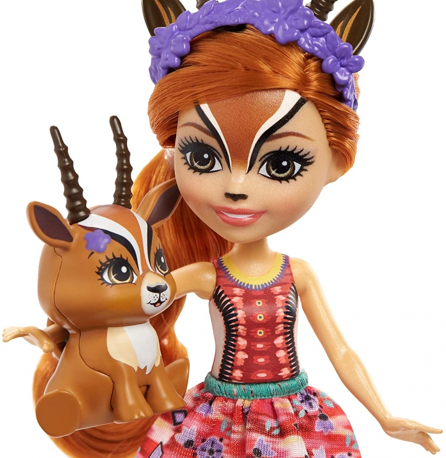 Enchantimals Gabriela Gazelle doll