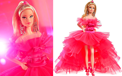 Barbie Signature Pink Collection Doll is released