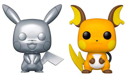 New Funko Pop Pokemon figures are up for pre-order