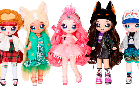 Na Na Na Surprise Teens – new 11 inches dolls with removeable hats