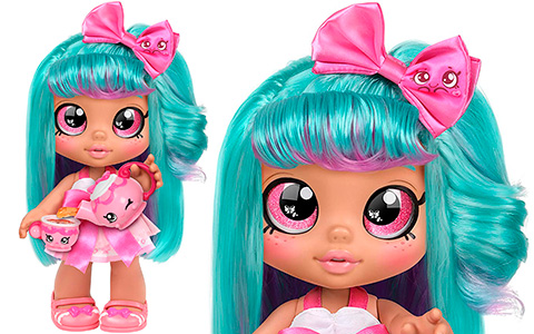 New Kindi Kids Bella Bow doll