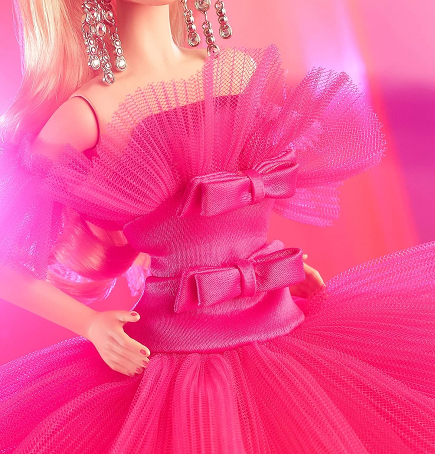 Barbie Signature Pink Collection Doll