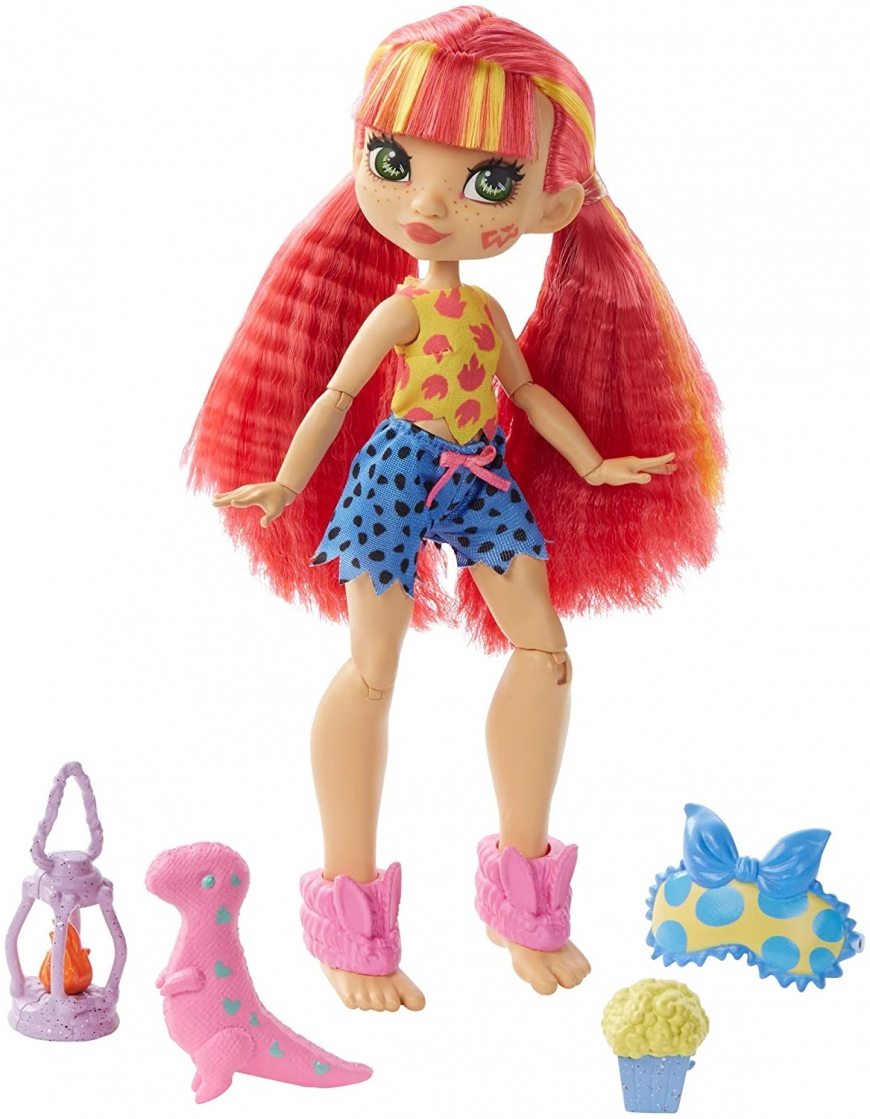 ave Club Rock 'n Wild Sleepover Emberly doll