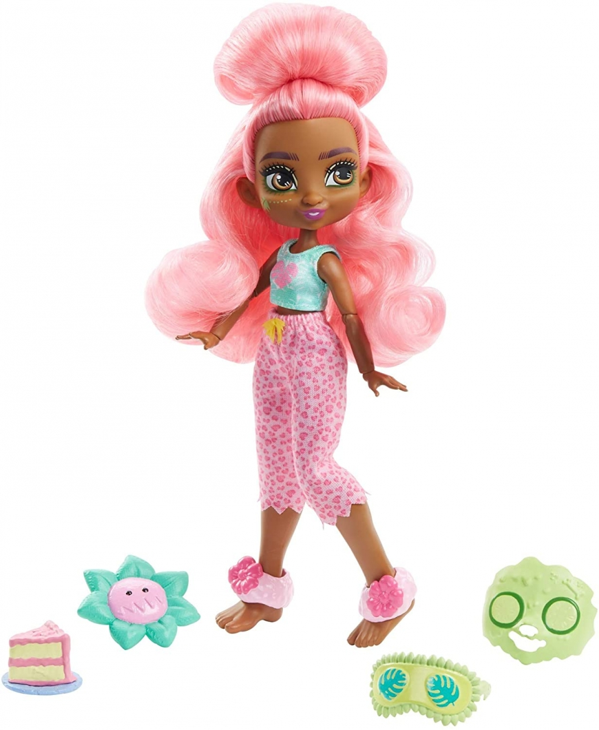 Cave Club Rock 'n Wild Sleepover Fernessa doll