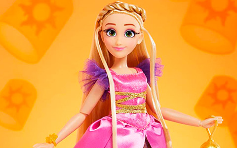 Disney Princess Style Series Rapunzel doll 2