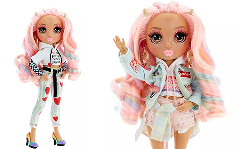 Rainbow High series 2 Kia Hart doll