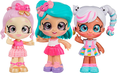 Kindi Kids Minis dolls
