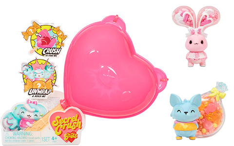 Secret Crush Pets series 1 toys