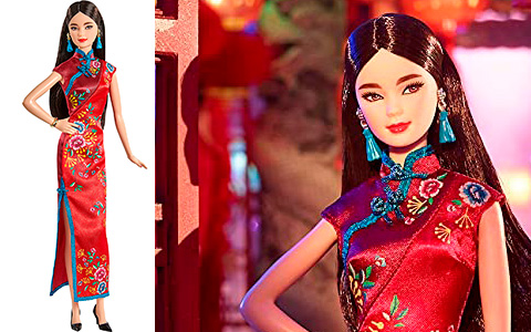 Barbie Signature Lunar New Year 2021 doll
