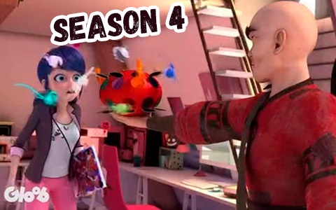 Miraculous Ladybug season 4 first teaser trailer, Su-Han, Shadow Moth and more