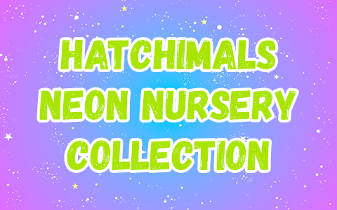 Hatchimals Colleggtibles Shimmer Babies and Hatchimals Pixies Babysitters
