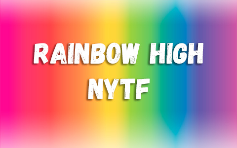 Rainbow High NYTF New York Toy Fair  Surprise 2021 dolls