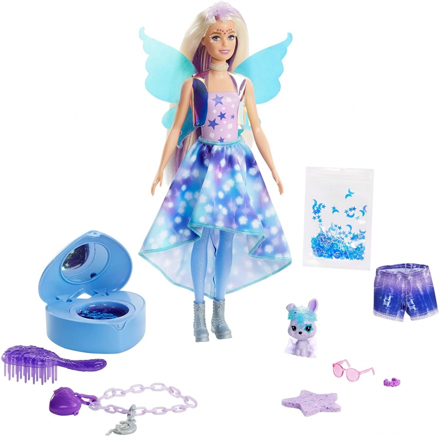 Barbie Fantasy Color Reveal Fairy doll