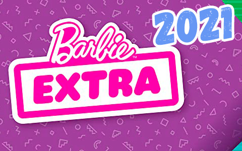 New Barbie Extra 2021 dolls