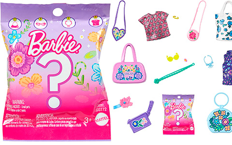 Barbie Fashion Surprise Pack