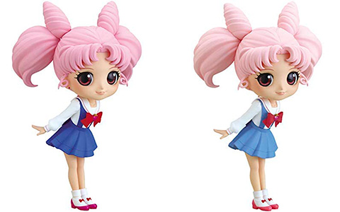 Q Posket Sailor Moon Eternal Chibiusa figure