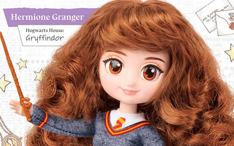 Harry Potter Wizarding World 8 inches dolls from Spin Master: Harry Potter, Hermione Granger, Luna Lovegood, doll sets  and more