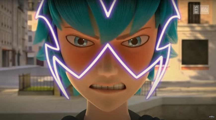 Miraculous Ladybug season 4 Akumitized Luka