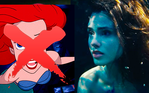 "First trailer for the non Disney ""The Little Mermaid"" movie"