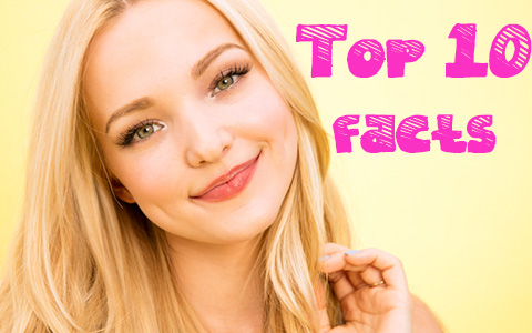 Top 10 facts about Dove Cameron