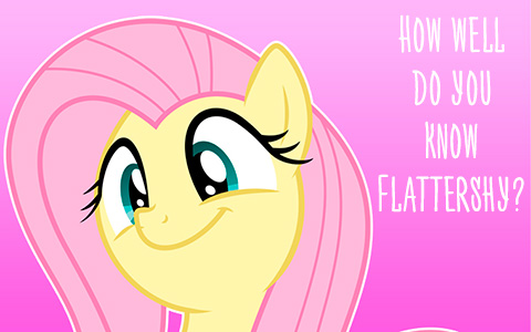 Quiz: How well do you know pony Flattershy?