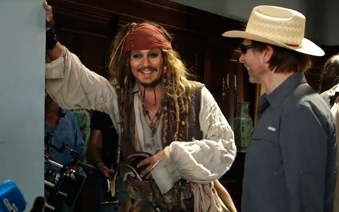 Pirates of the Caribbean 5: Photos from filming