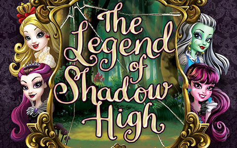 Excerpt from Monster High/Ever After High: The Legend of Shadow High