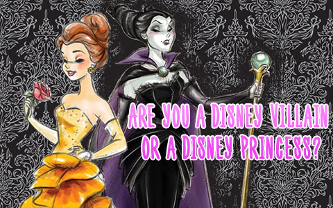 Quiz: Are you Disney Princess or Evil Queen?