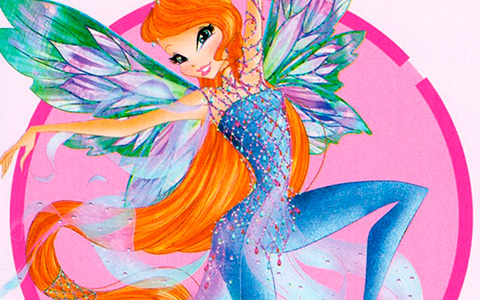Winx Dreamix new official art