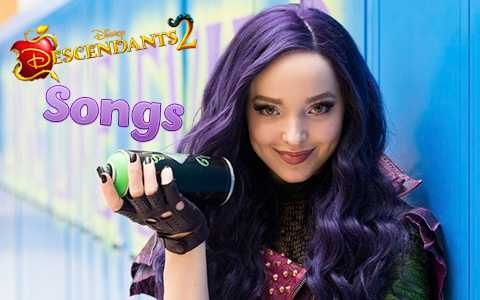 All songs from Disney Descendants 2