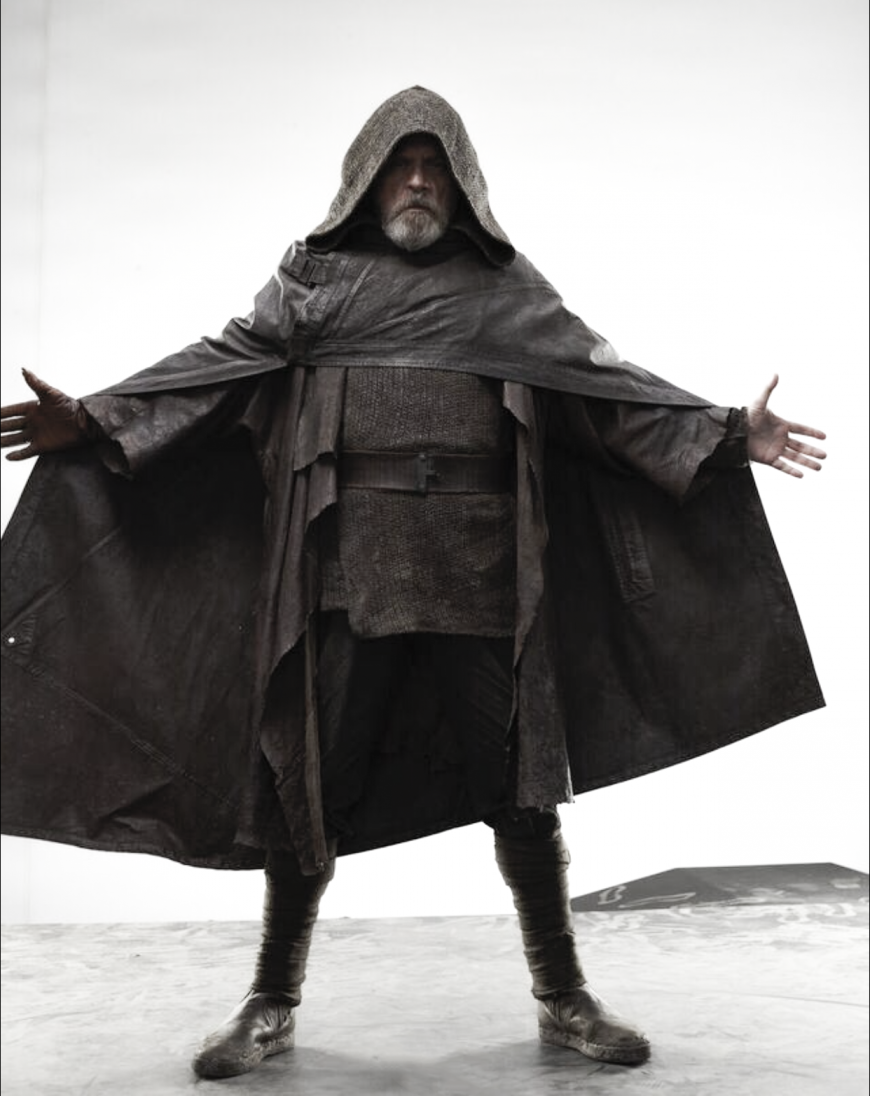 Star Wars The Last Jedi new characters images